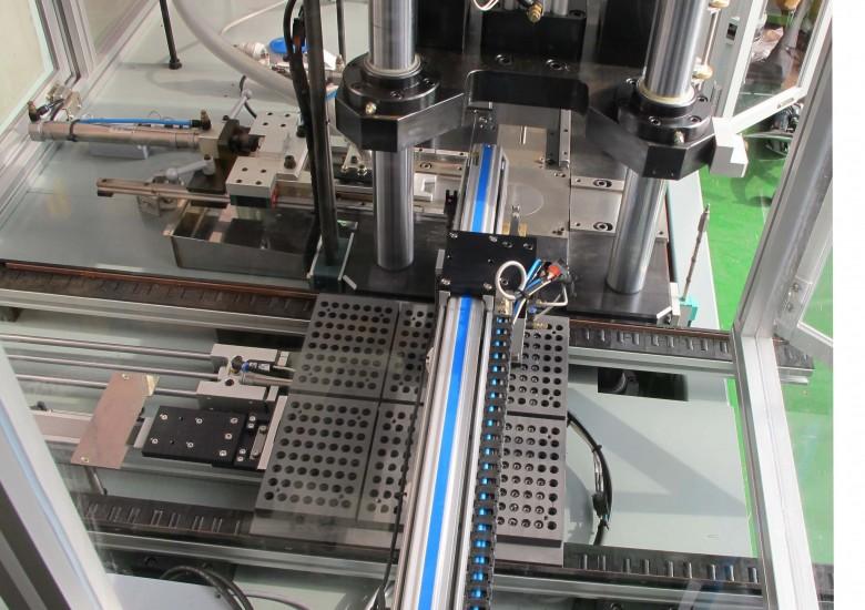 Wpd20 Auto Volumetric Wire Bead Cold Press