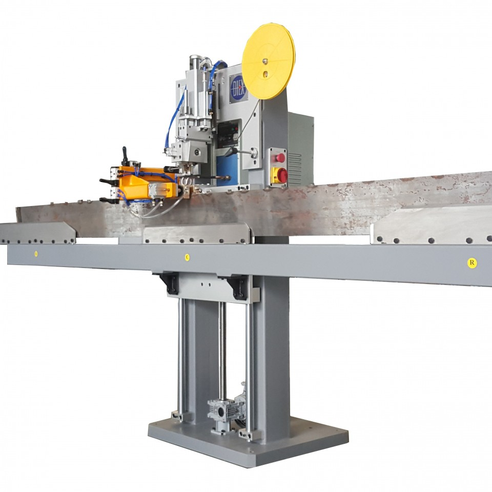 GANGSAW BRAZING MACHINE  : MBG