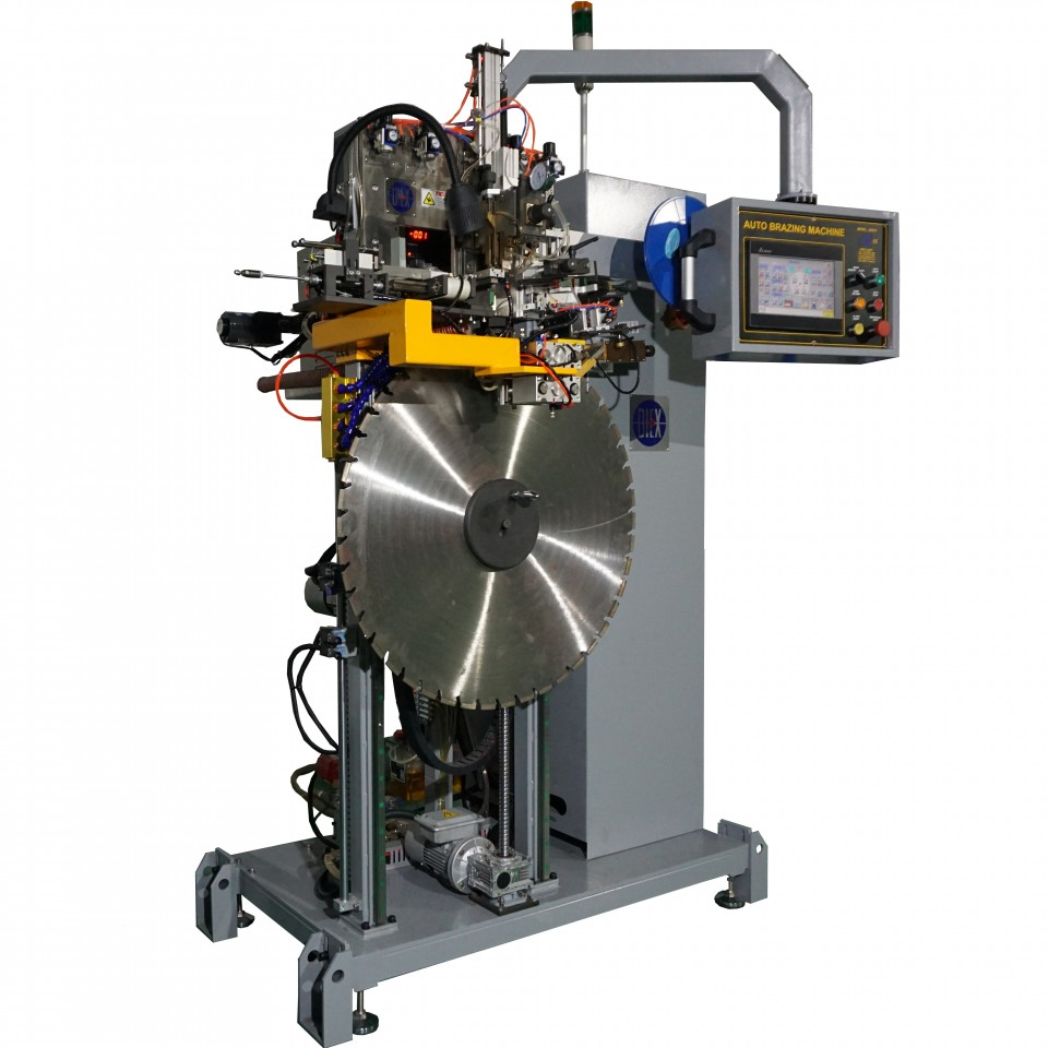 AUTO BRAZING MACHINE : FAB10
