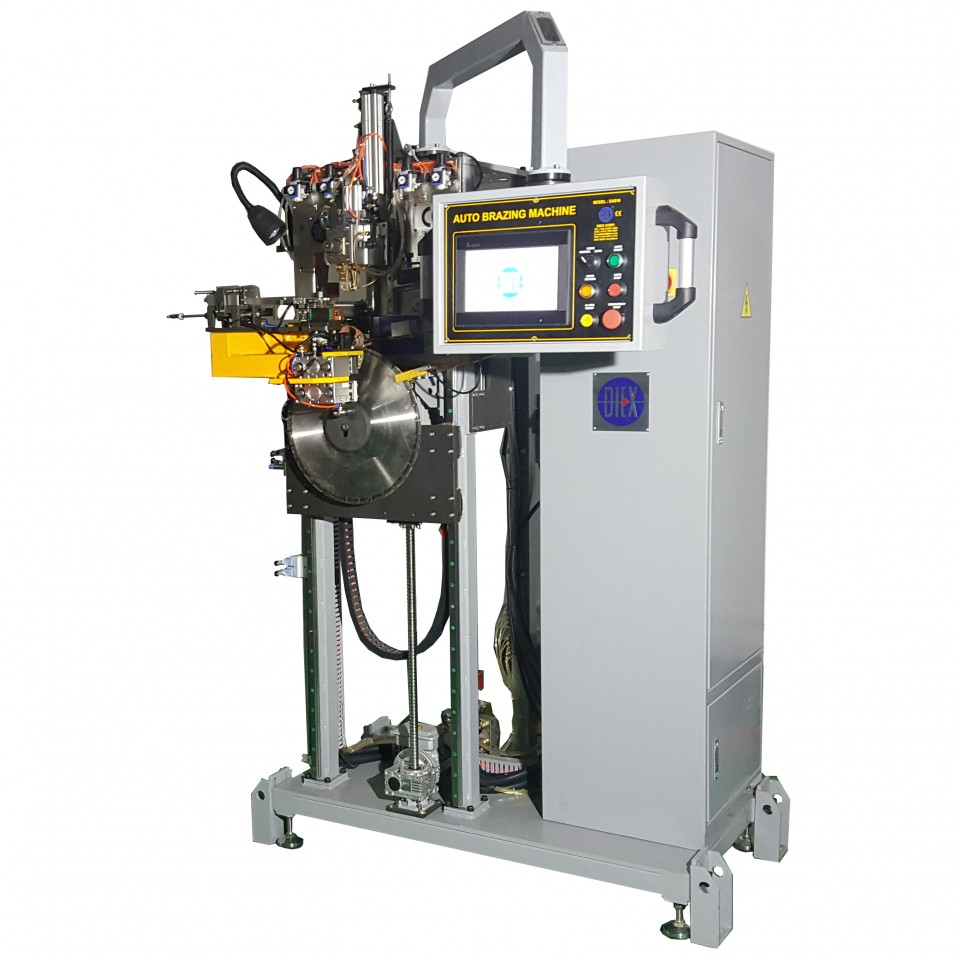 Auto Brazing Machine : SAB16