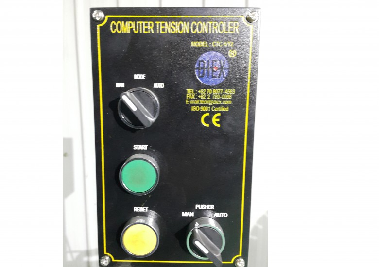 CTC3/12: Computer Tension Control Bench