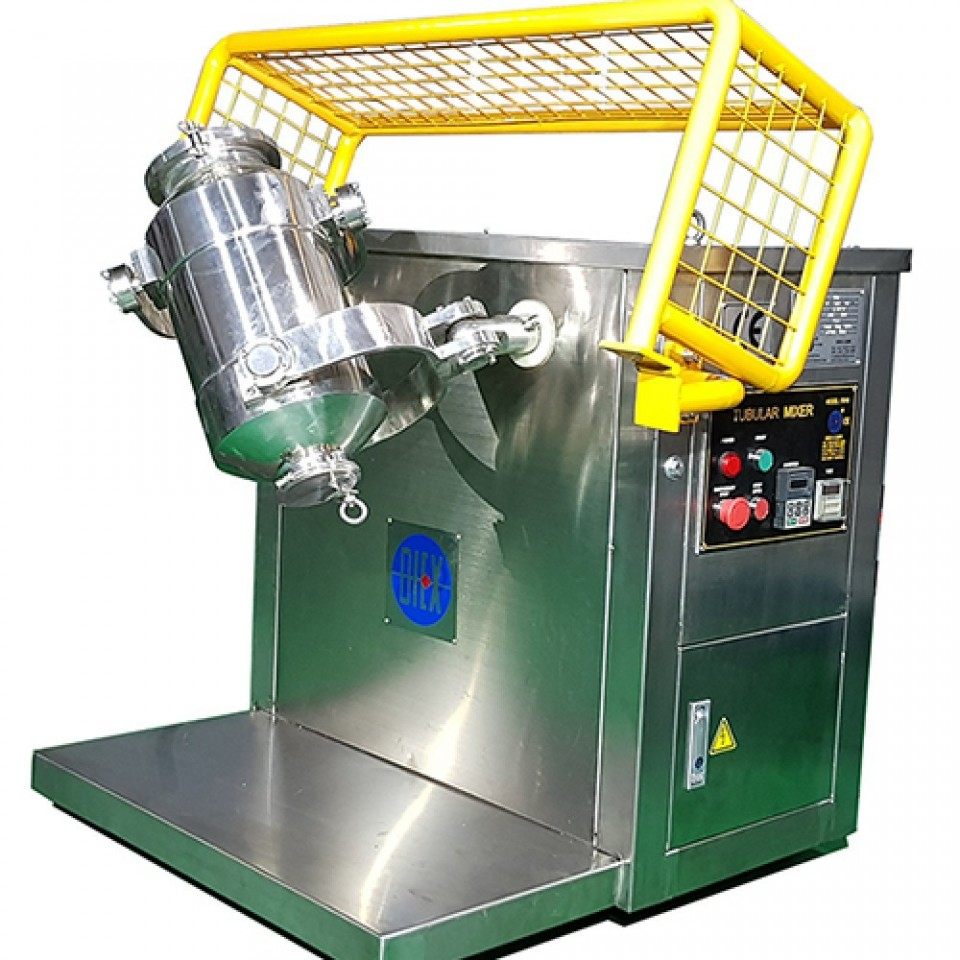 TUBULAR MIXING MACHINE: TB10S