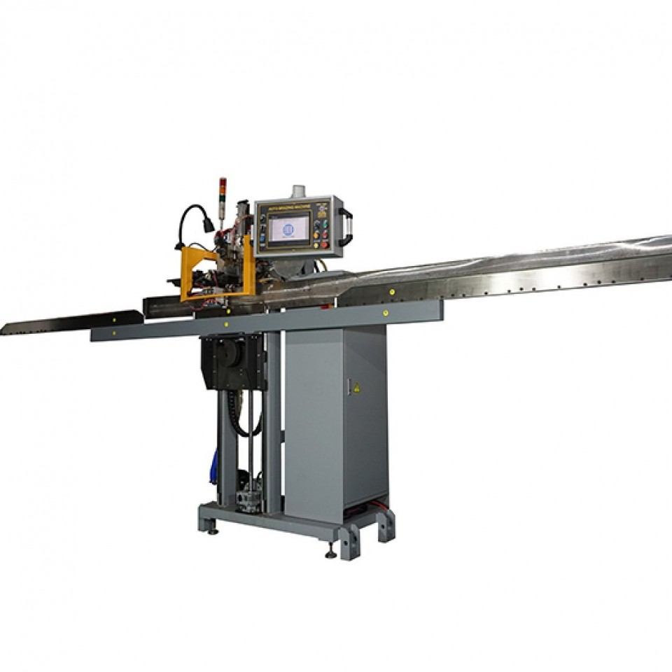 FAB10 G : Automatic Brazing Machine with Gang Saw Device