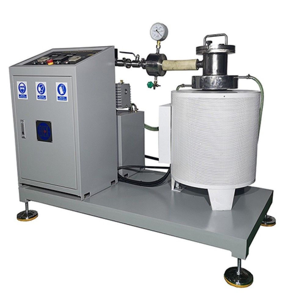 Titanium Coating Machine: TC-15 / TC-30